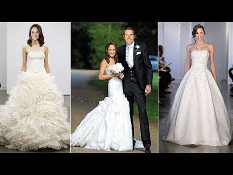 How Pippa Middleton's $50,000 Wedding Dress by Ann Summers