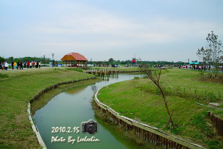 台南柳營景點-德元埤荷蘭村