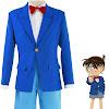 Anime Detective Conan Costume