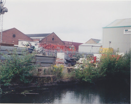 Tame Valley Canal, 110 Film Scan