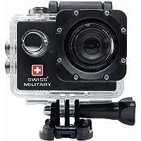 Swiss Military CAM1 Wanderer Water-Proof Digital Action Camera (Black)