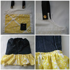 skirt collage
