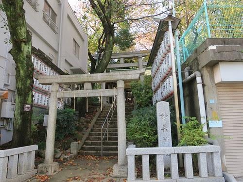 染井散歩-妙義神社