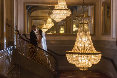 Renaissance Hotel Wedding in Cleveland with Julie and