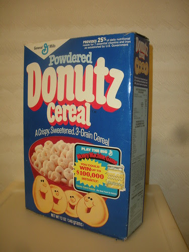 Powdered Donutz Cereal