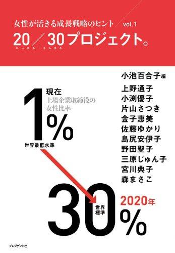 女性が活きる成長戦略のヒントvol.1 ─ 20/30(にぃまる・さんまる)プロジェクト。