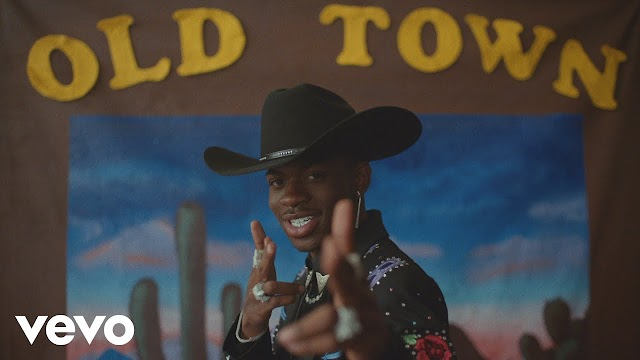Old town road lyrics - Lil Nas X & Billy Ray Cyrus