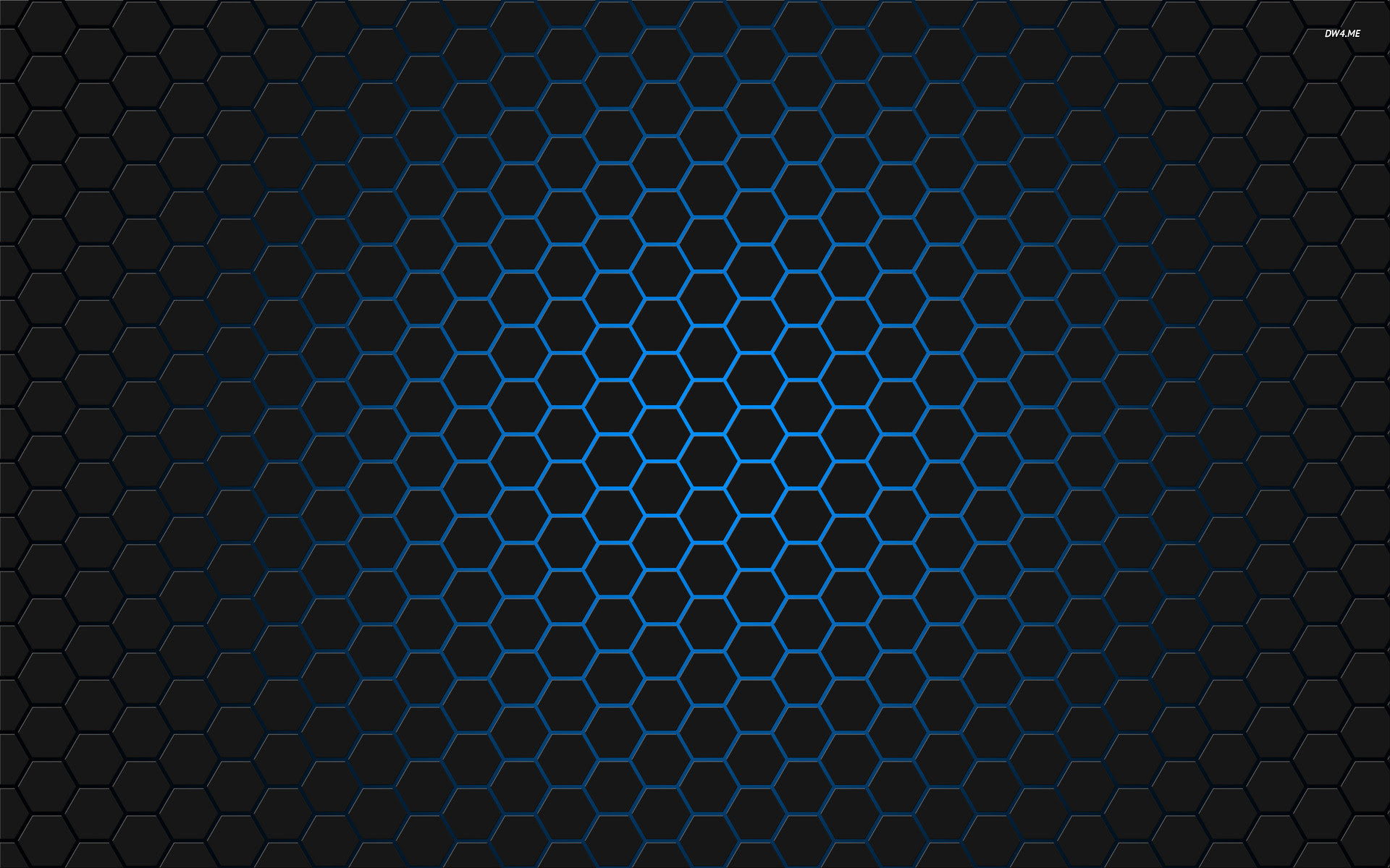 Blue Honeycomb Wallpaper 74  images