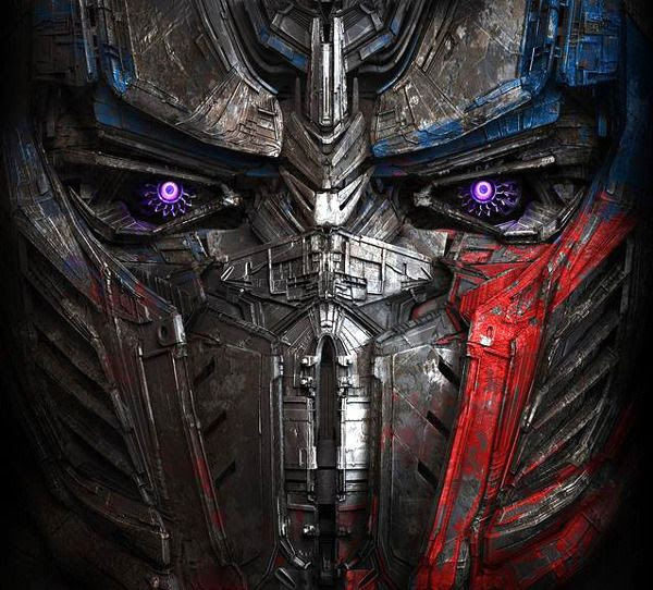 A promotional pic of Optimus Prime for TRANSFORMERS: THE LAST KNIGHT.