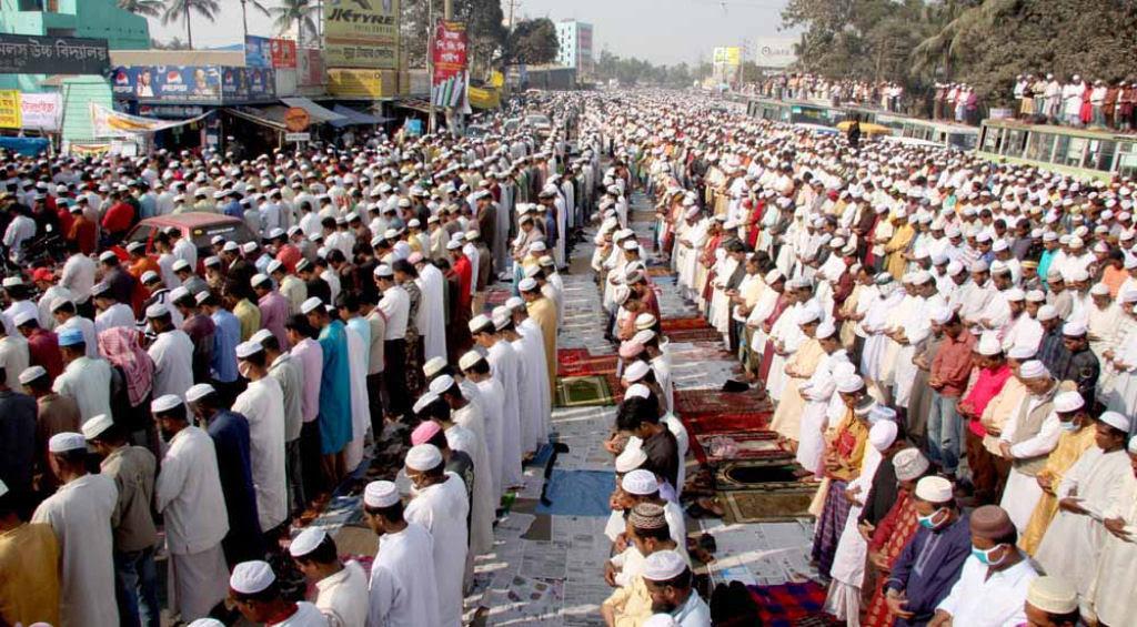Todos a bordo para Bangladesh - Biswa Ijtema 2014 13