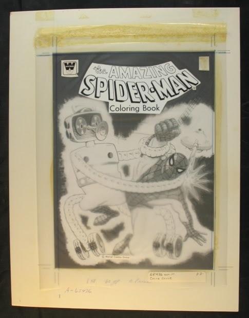 spiderman_coloringart02