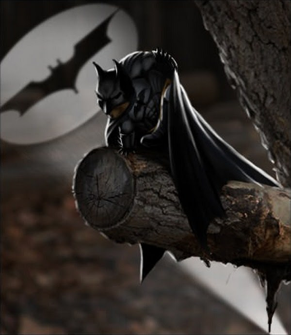 Ardilla Batman