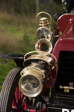 1904 Winton 4¼-Litre 20hp Two-Cylinder Detachable Rear-Entrance Tonneau  Chassis no. 3227 Engine no. 03 1224