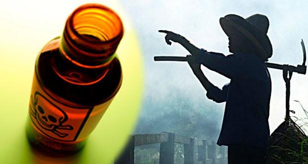 Denuncian muerte de campesino en Hidalgo por tóxicos de empresa
