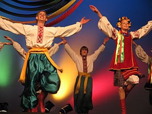 ukrainian dance, ukrainians in canada.