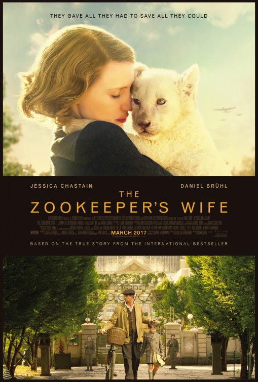 The Zookeeper's Wife Movie Poster