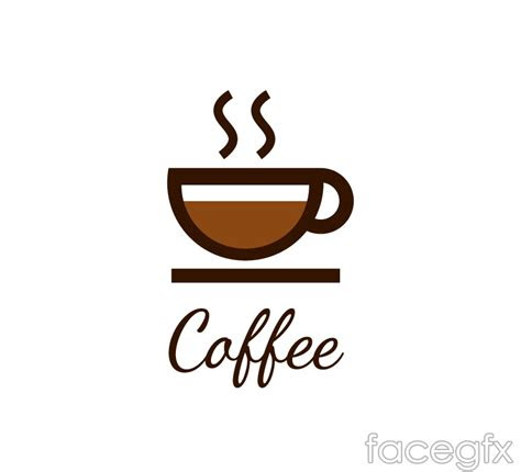creative coffee logo design vector  millions vectors