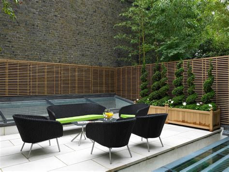 15 Minimalist Garden Furniture Ideas #18936   Garden Ideas