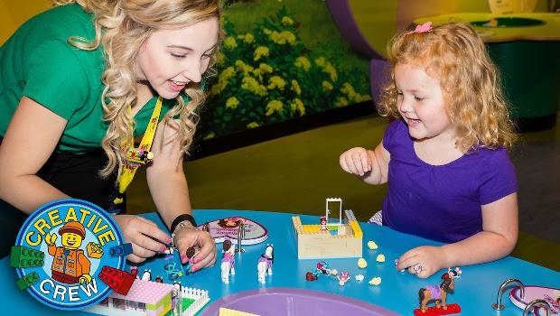 LEGOLAND Discovery Center Philadelphia, Philadelphia kids activities