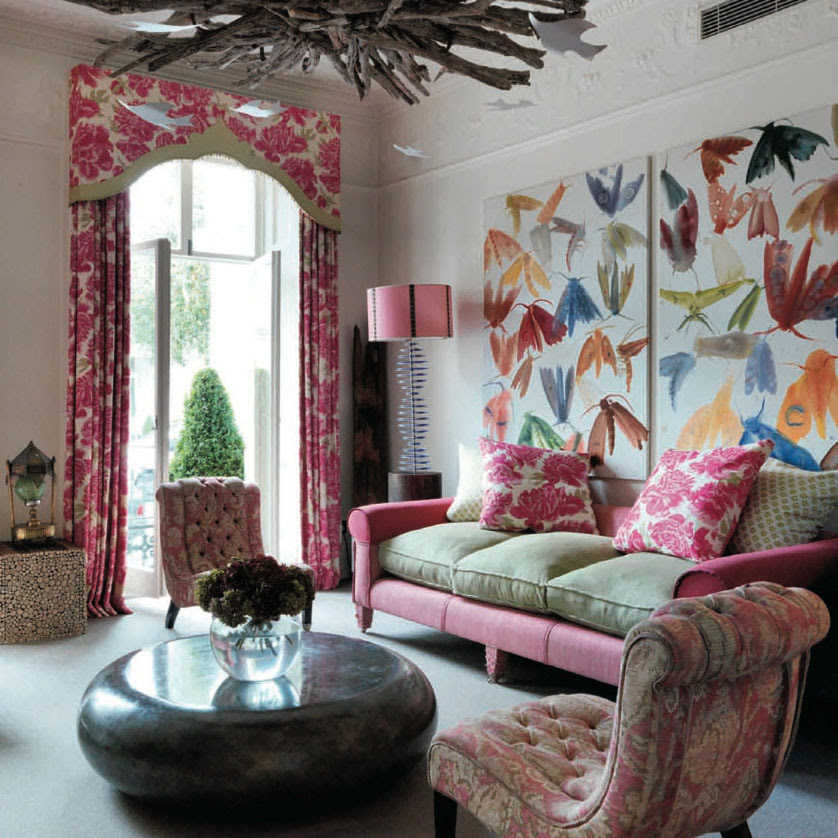 NUMBER SIXTEEN Hotel Interior Design By Kit Kemp | iDesignArch