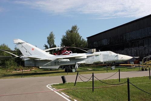 Sukhoi Su-24M 09 blue