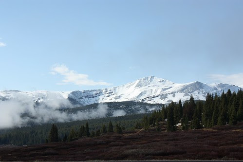 View from Vail Pass 2