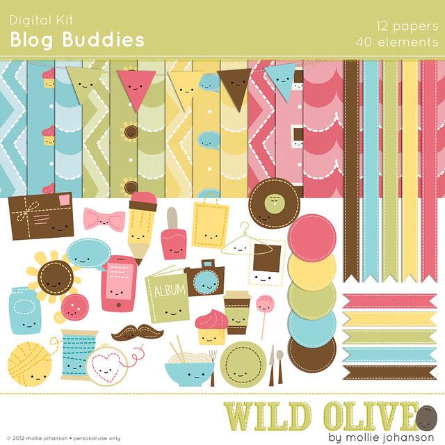 Blog Buddies Kit