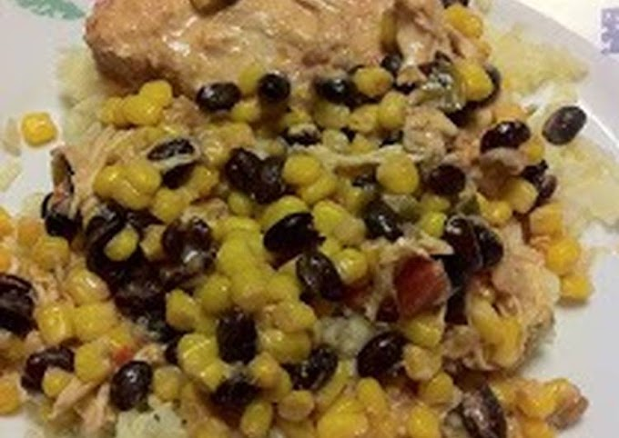 How to Prepare Perfect Black Bean Mexican Chicken