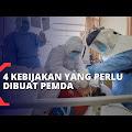 Presiden Jokowi Minta Pemda Lakukan 4 Hal Ini Untuk Cegah Corona