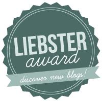 MON PREMIER « LIEBSTER BLOG AWARD »