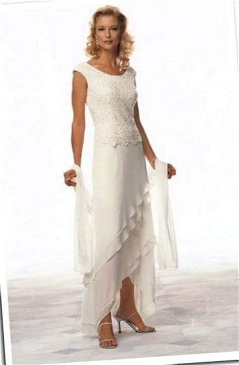 Wedding dresses for plus size mature brides (update
