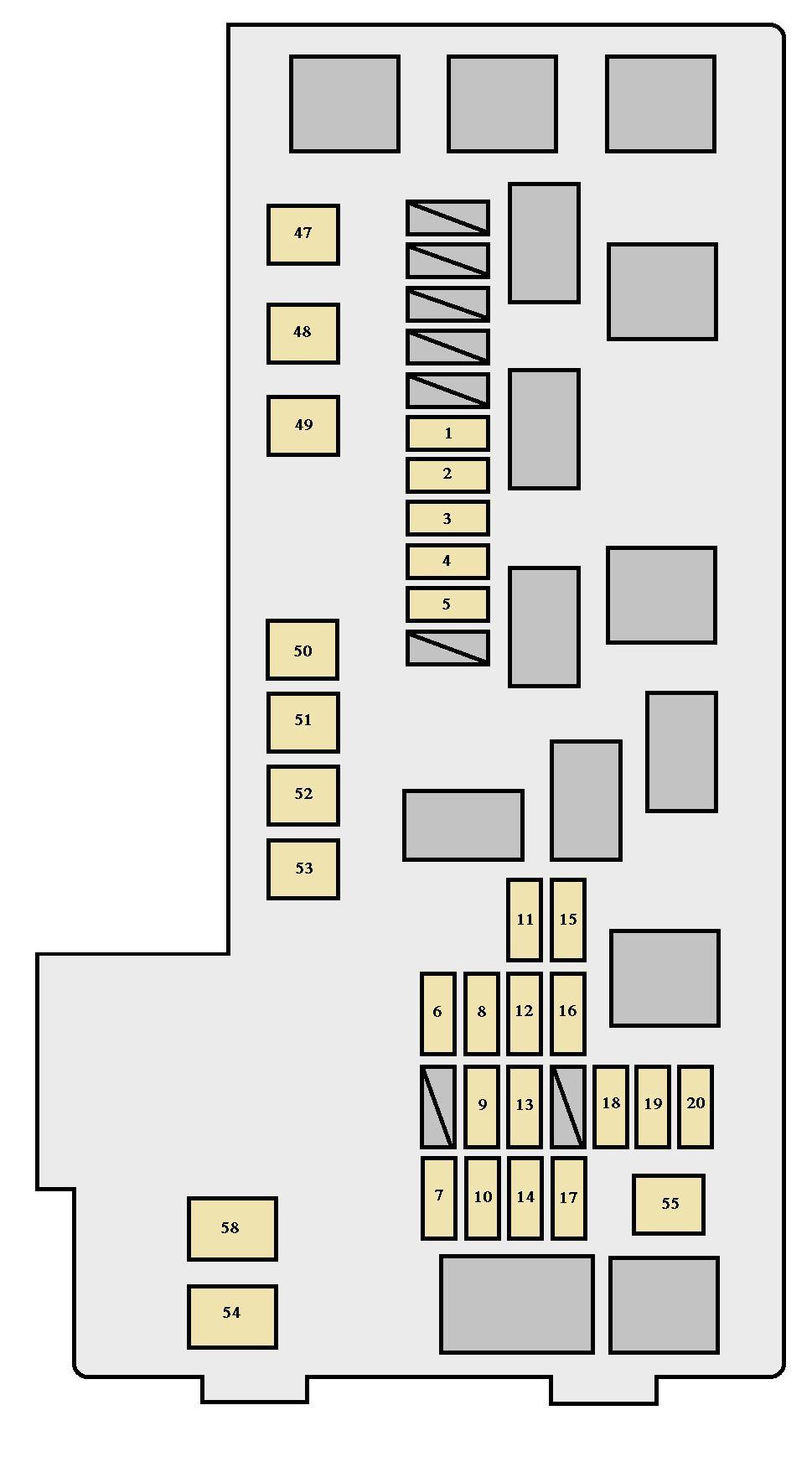 2012 Highlander Fuse Box Diagram Full Hd Version Box Diagram Room Diagram Kuteportal Fr