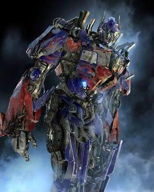 Optimus Prime returns in TRANSFORMERS: REVENGE OF THE FALLEN.