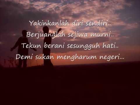 Lirik | Hijau Kuning Negeriku ( Lagu Bolasepak Kedah)
