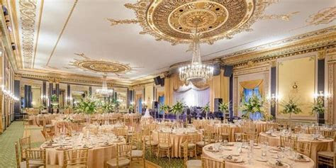 Palmer House Hilton Weddings   Get Prices for Wedding
