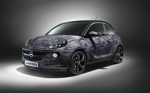 Opel presenta el Adam Bryan Adams