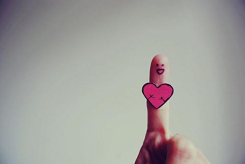 finger, heart, hug, love, thank you