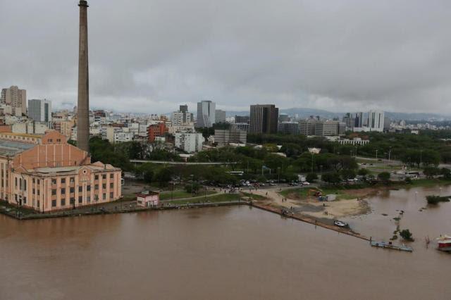 Nível do Guaíba fica estável na manhã desta segunda-feira Bruno Alencastro/Agencia RBS
