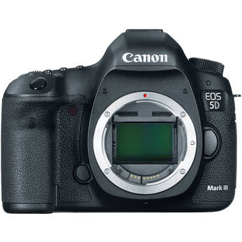 Canon 5D Mark III - $200 Instant Rebate, 2% Reward, AMEX Card with Printer Purchase,  Sandisk 32GB memory card, Watson Battery & Gadet bag