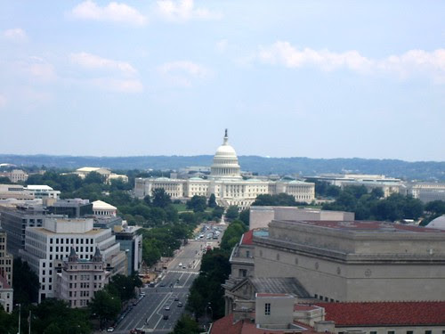 The DC Capitol