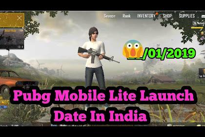 Pubg Pc Lite India Release Date