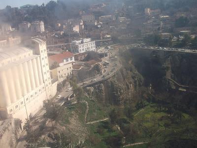 مدينة الجسور المعلقة قسنطينة