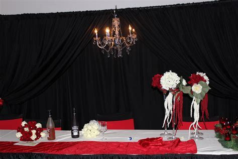Backdrops & Headtable   Exquisite Events and Wedding Decor