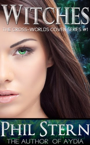 Witches (The Cross-Worlds Coven Series, #1) by Phil Stern