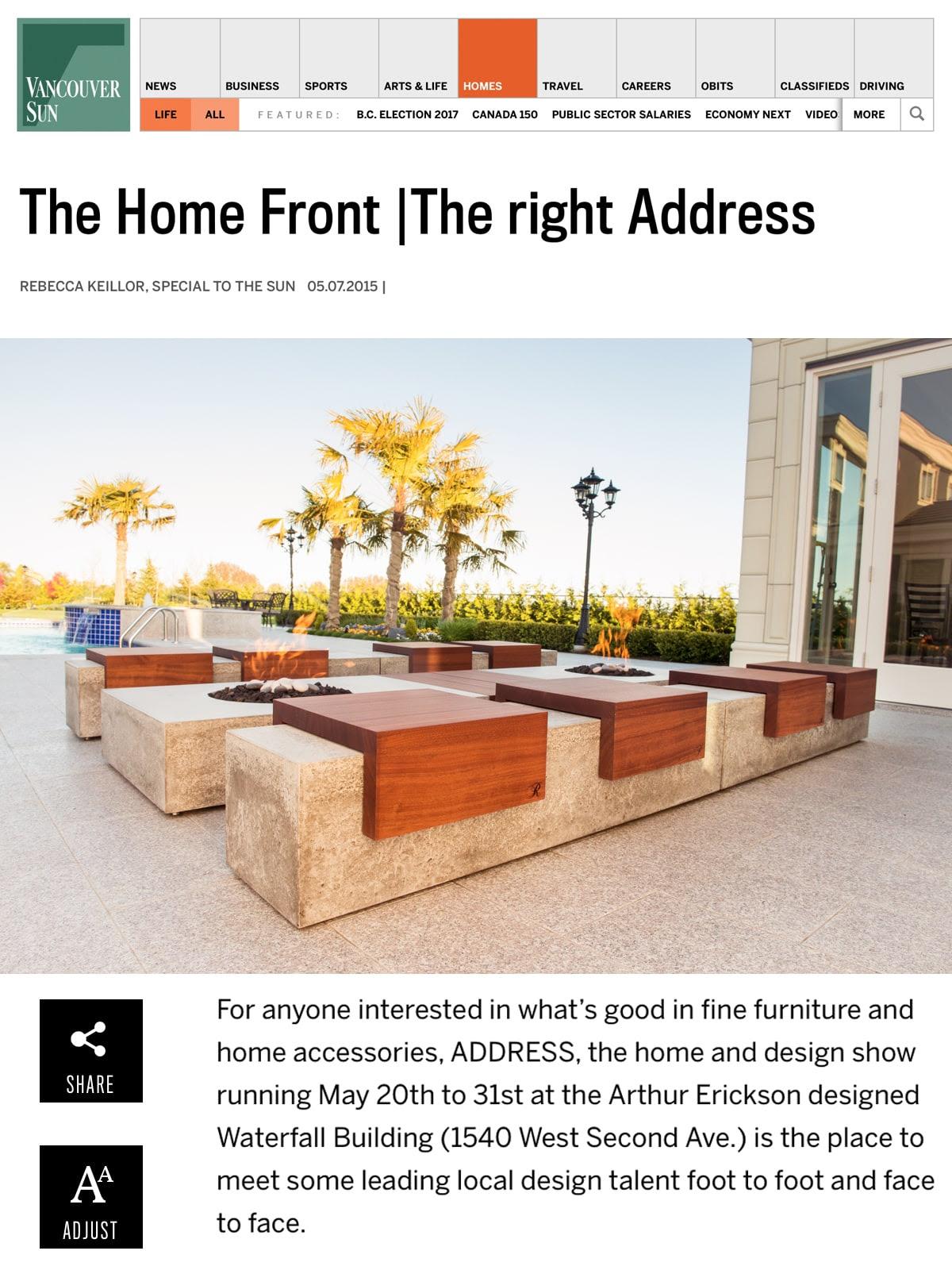 Address Design Show