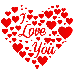 Heart I Love You Icon Free Vector Valentine Heart Iconset