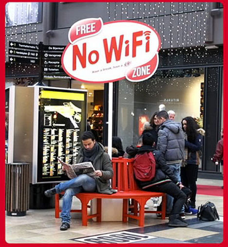 No WiFi Zone 2