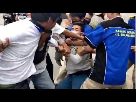 Pemuda yang Marah-marah di Cek Poin Jonggol Diciduk Polisi, Terancam 5 Tahun Penjara oleh - trenterkini.xyz