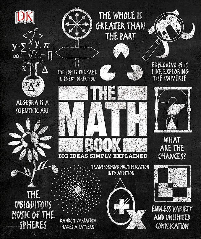 The Math Book - Big Ideas Simply Explained