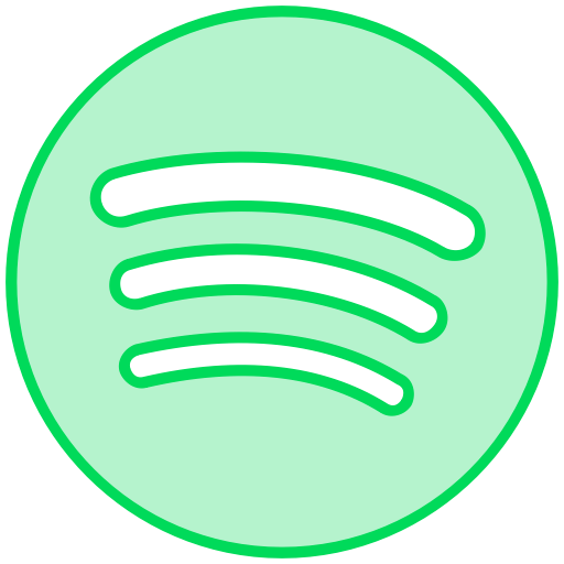 Transparent Background Spotify Podcast Logo Png